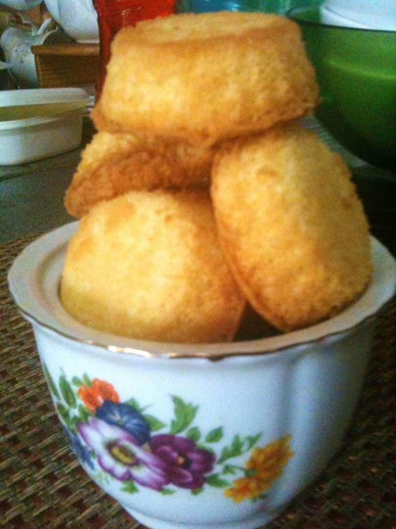Mamon Tostado Filipino Cookie Recipe Petitchef
