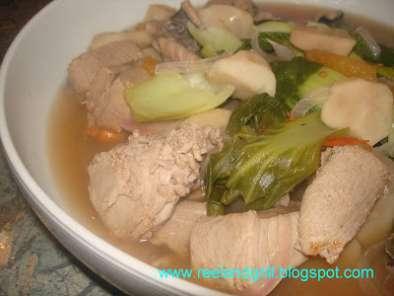 how to cook sinigang na tuna
