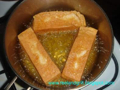 Sizzling Tofu in Oyster Sauce, Photo 5