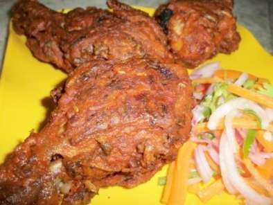 South Indian Chicken Fry, Photo 2