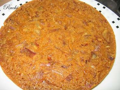 Kalathappam/ Rice cake ( Kannur special ) cooked in oven