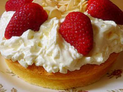 Ina Garten 39 S Strawberry Country Cake Made Easier Recipe
