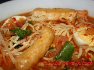 Mee Rojak (Vegetarian), Photo 2