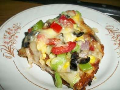 Mexican Pizza, Photo 2