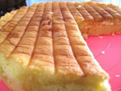 Moist Lemon Sponge Cake Photo 2