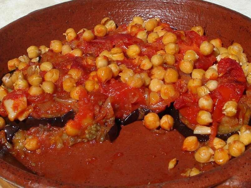 Moussaa Badhinjan Lebanese Moussaka Recipe Petitchef