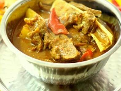 Mutton Devil Curry