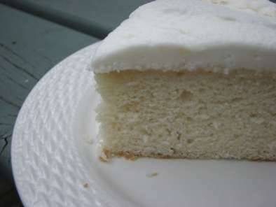 My now favorite White Cake recipe