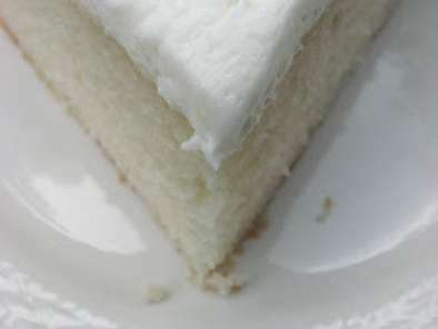 My now favorite White Cake recipe, Photo 2
