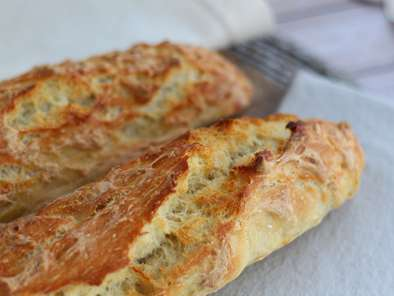 No-knead French baguettes, photo 3