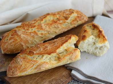 No-knead French baguettes, photo 4