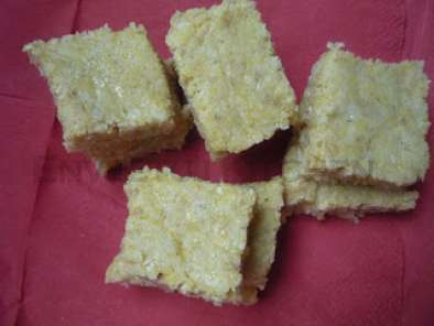 Oats Cornmeal Coconut Squares, Photo 2