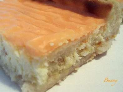 Orange Cream Dessert Squares-Godiva Chocolate Cheese Cake-Cheese Cake Cream Puffs