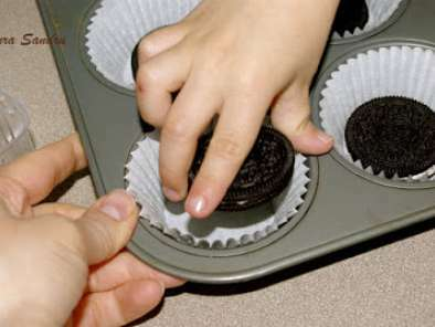 Oreo Cookie Cupcakes, Photo 2