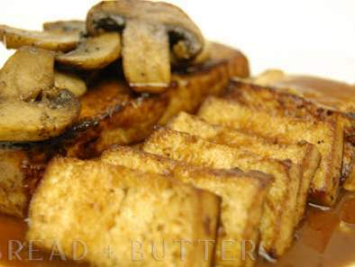 Pan-Fried Tofu, Photo 2