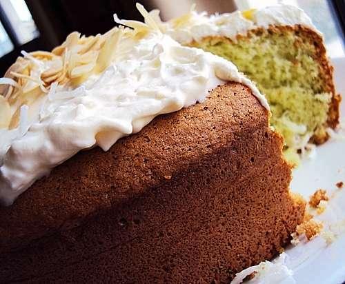 Sponge Cake Recipe With Oil