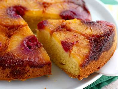 Pineapple upside down cake, the easiest recipe, photo 3