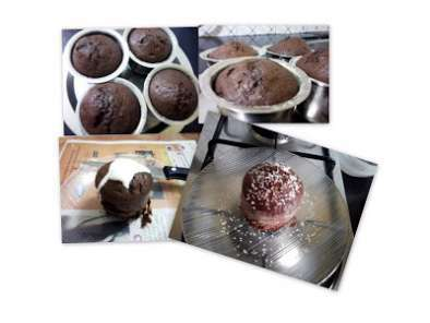 Pressure Cooker Magic- Choco Lava Cake, photo 2