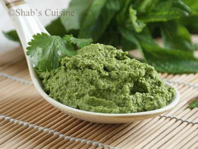 Pudina ki Chutney (Mint Chutney), photo 3