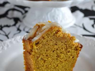 Pumpkin Pound Cake with Buttermilk Glaze? and a GIVEAWAY!! TIME?S UP!!, Photo 2