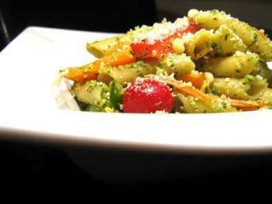 Pungent Pesto Pasta Salad, photo 2