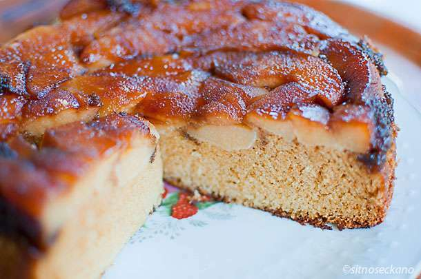 Quince Cake, Recipe Petitchef