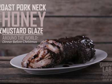 how to make honey mustard glaze for pork