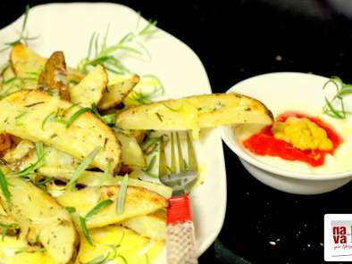 Rosemary Cheesy Potatoes, photo 2