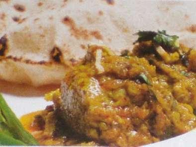 Sepu Vadi Egg Curry Telia Maah Pahari Cuisine