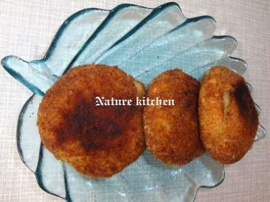 Shark fish cutlet
