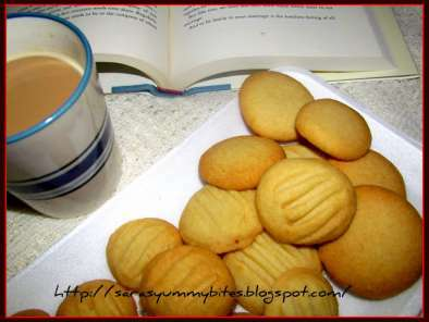 Short bread cookies / soft button cookies - 5th day blogging marathon.., photo 2