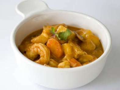 Shrimp Vegetable Mango Curry, photo 2