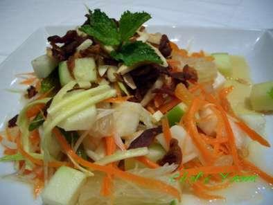Som Tam Polamai Fruit Salad Recipe Petitchef