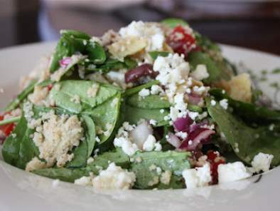 Spinach Couscous Salad, photo 3