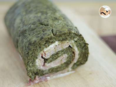 Spinach rolls - Video recipe !