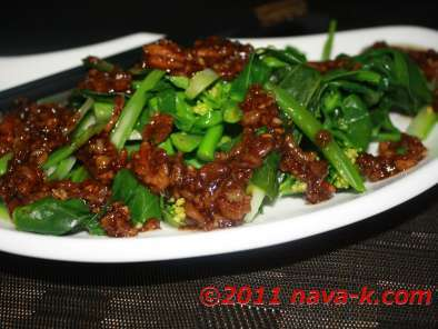 how to make chinese broccoli oyster sauce