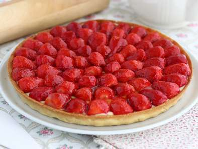 Strawberry tart - Video recipe!