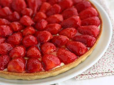Strawberry tart - Video recipe!, Photo 2
