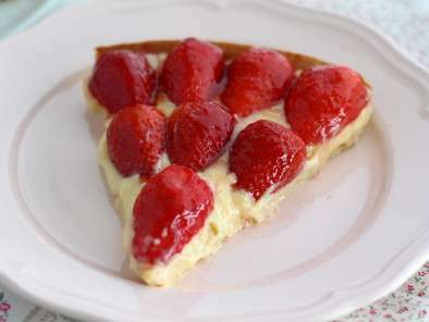 Strawberry tart - Video recipe!, Photo 3