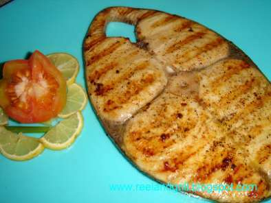 Tanigue Steak (Seer Fish Steak)