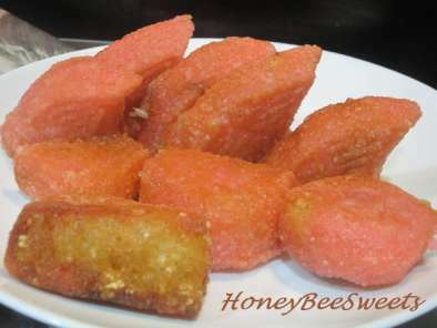 Teochew Peach-Shaped Dumplings (Puen Kueh)