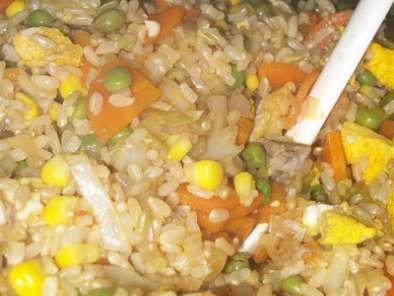 Thermomix 39 fried 39 rice recipe petitchef - Petitchef thermomix ...