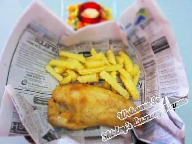 Tips to Light & Crunchy Fish & Chips