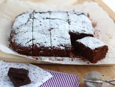 Vegan brownies, egg and dairy free - Video recipe!, Photo 2