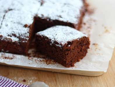 Vegan brownies, egg and dairy free - Video recipe!, Photo 3