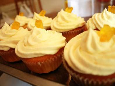 When you find lemons in your fridge, make lemon cupcakes!, Photo 3