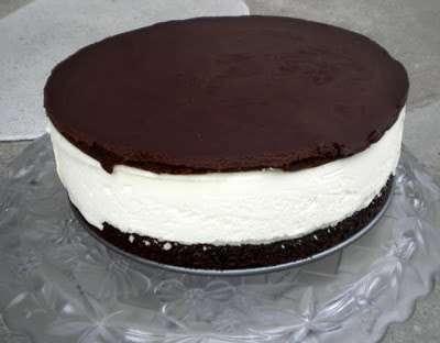White Chocolate Mousse Cake Recipe Petitchef